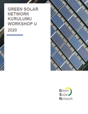 Green Solar Network Kurulumu Workshop u 2020