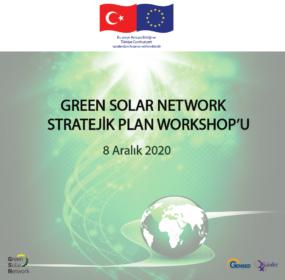 Green Solar Network Stratejik Plan Workshop'u