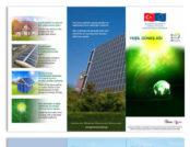 Green Solar Network Broşür Çalışması