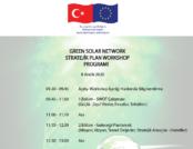 Green Solar Network Stratejik Plan Workshop Programı
